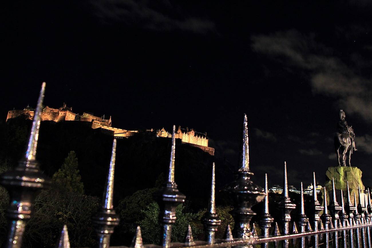 エディンバラ城