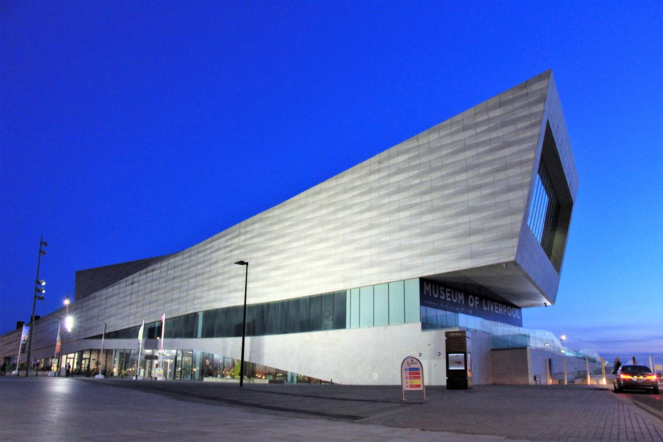 リバプール博物館