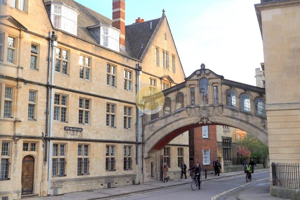 オックスフォード・ためいき橋