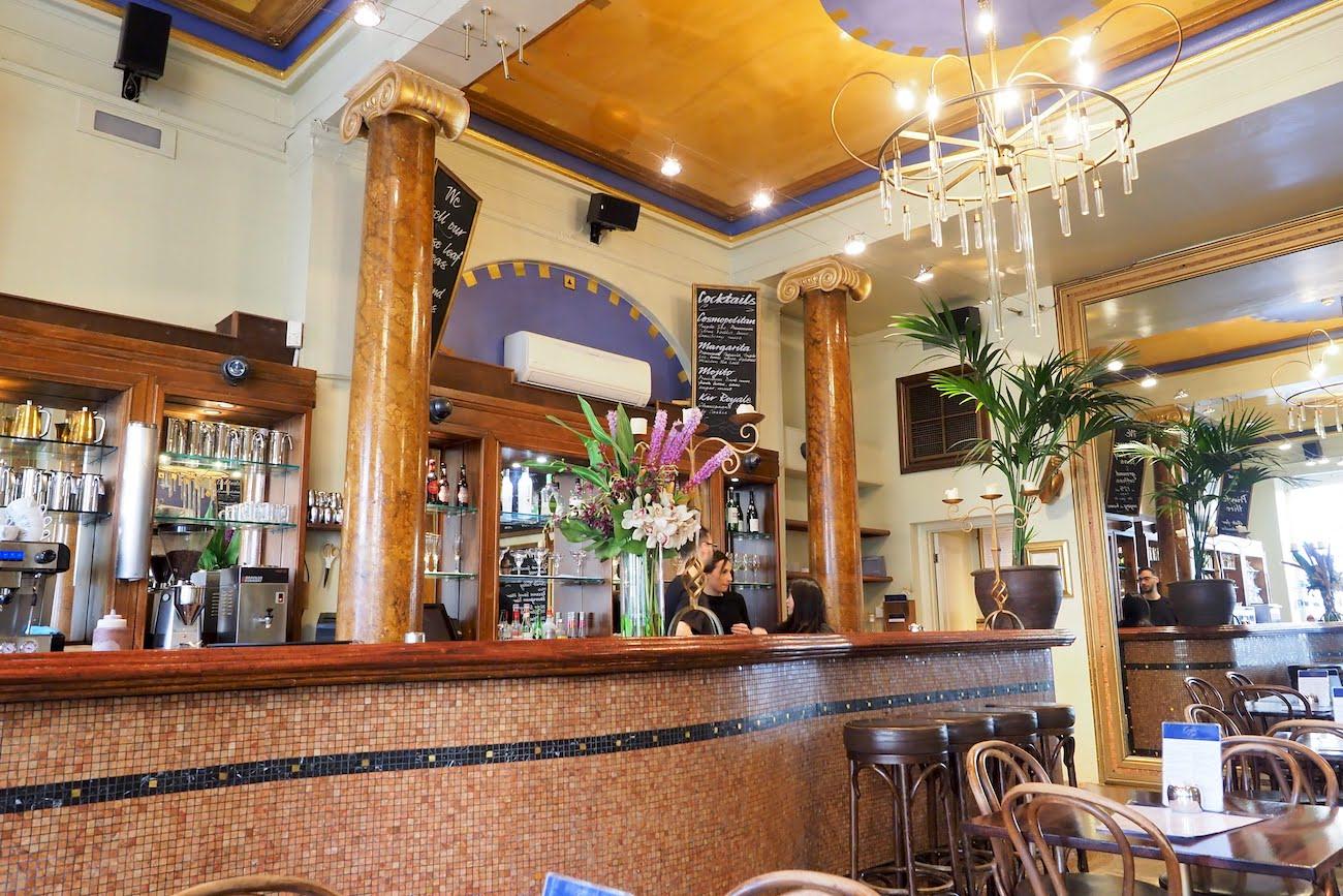 オックスフォード・グランドカフェ