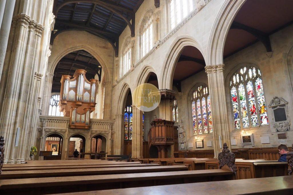 オックスフォード・セントメアリー教会