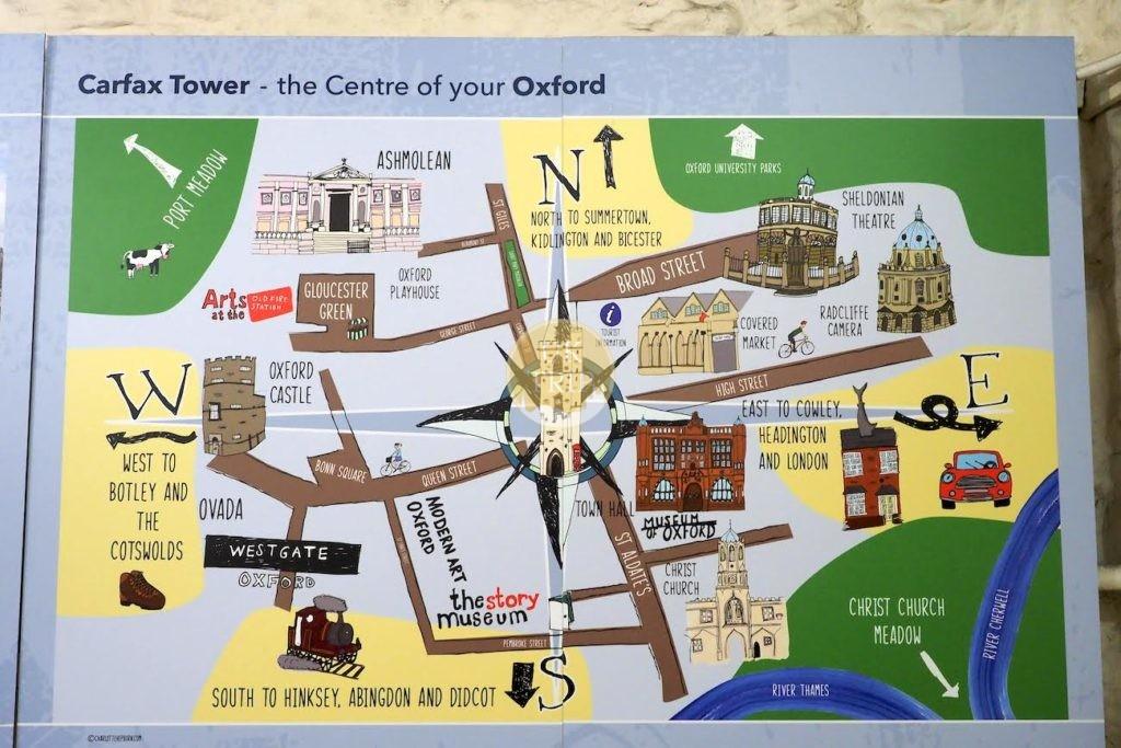 オックスフォード・カーファックス塔