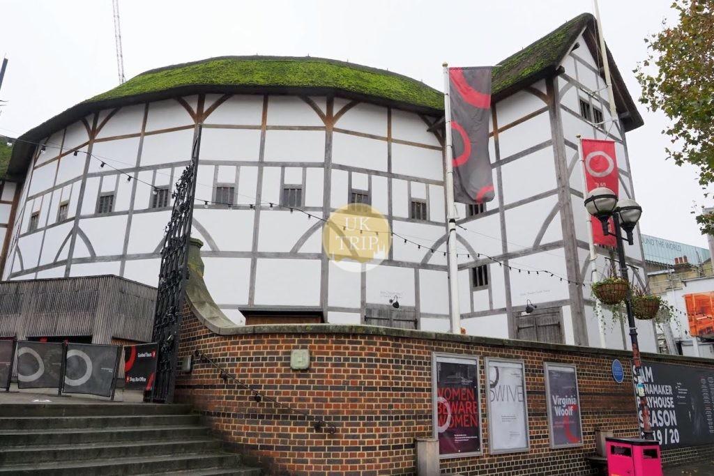 ロンドンのシェイクスピアズ・グローブ