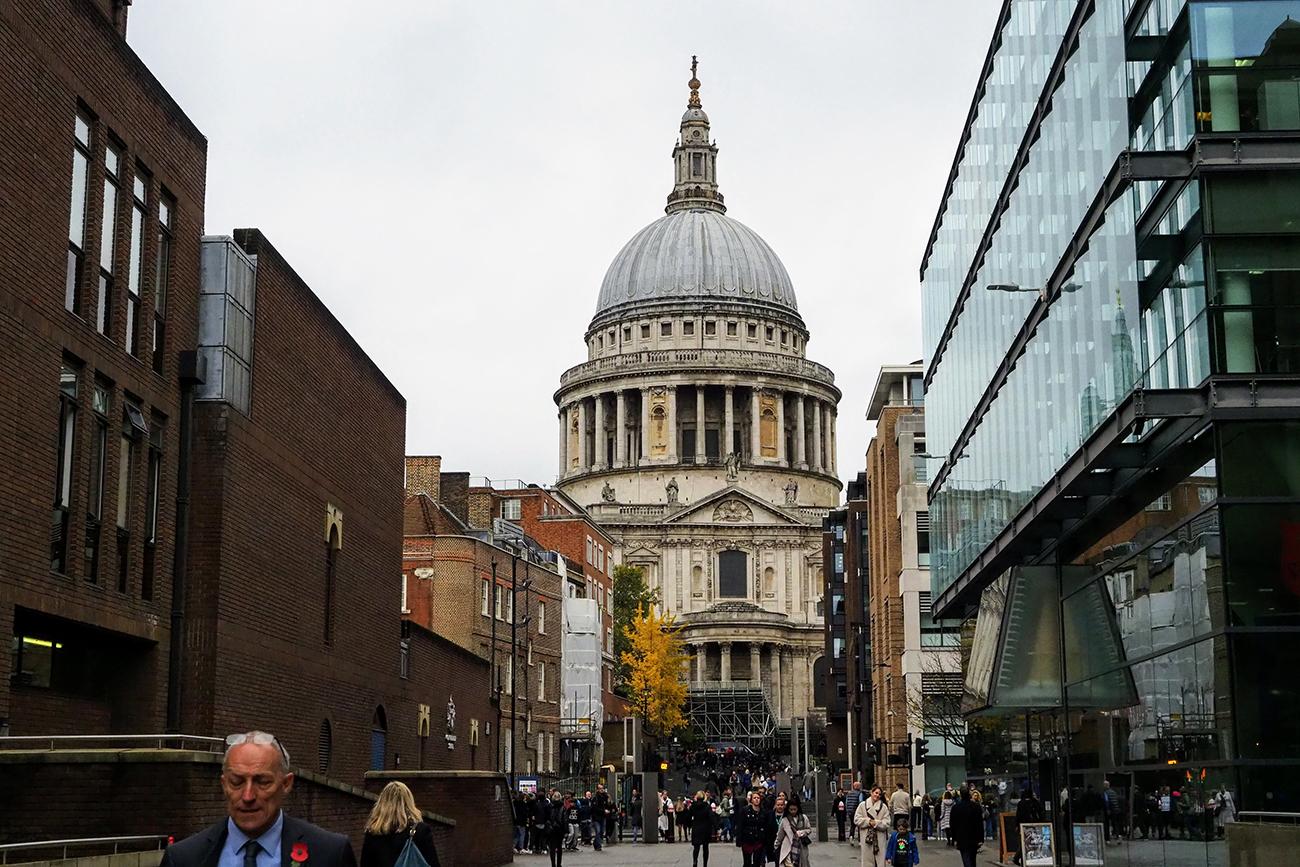 ロンドン セントポール大聖堂