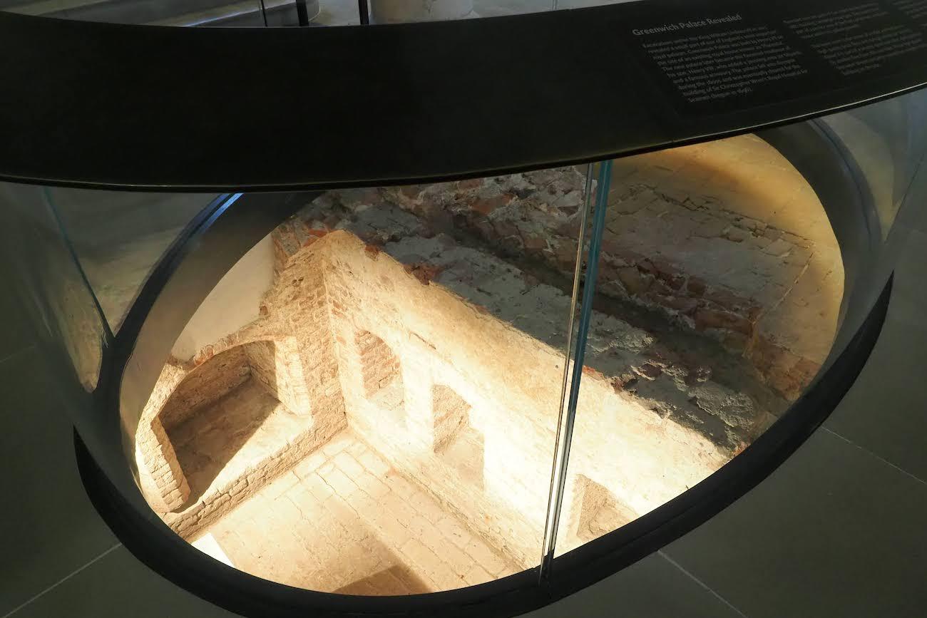 グリニッジのペインテッドホール