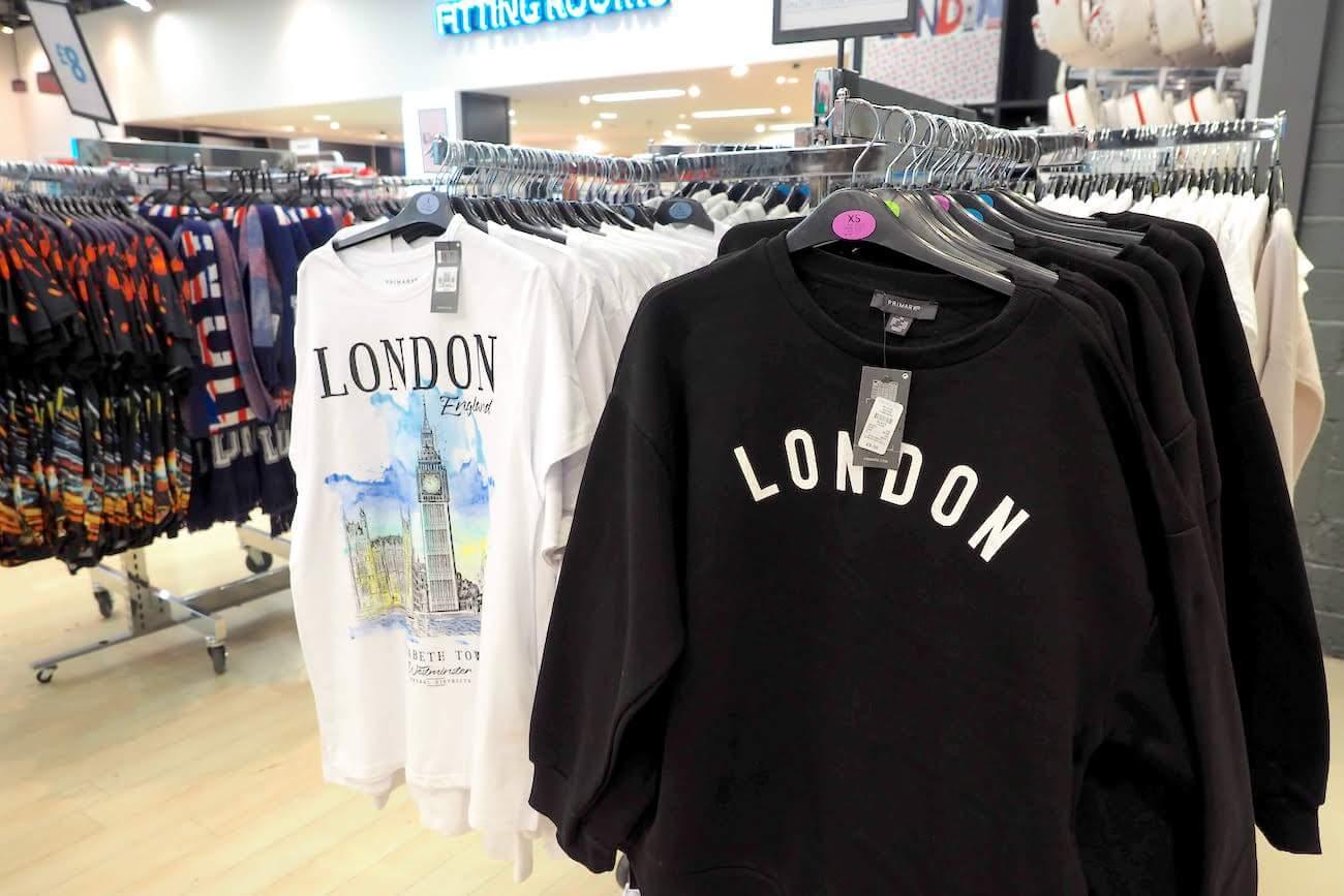 ロンドンプライマーク